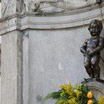 Manneken-Pis Grand Place Belgium Brussels